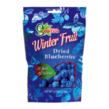 NATURE SENSATION Dried Blueberries 170gr