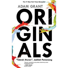 Originals - Adam Grant 9786023852772