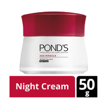 POND'S Age Miracle Night Cream Jar 50g