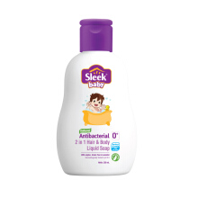 SLEEK Baby  2 in 1 Hair & Body Liquid Wash 250 ml