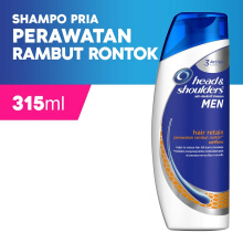 HEAD & SHOULDERS Shampoo Hair Retain 315 ml