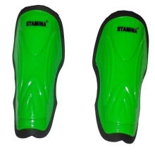 Stamina Sports - Shinpad Green Green