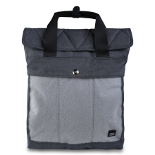 Exsport Grunge 2346X Laptop Backpack - Grey Grey