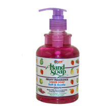 YURI Hand Soap Pump Grape 410ml