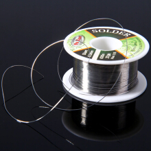 WLXY Professional 0.3mm Flux 1.2 Percent Tin Lead Melt Rosin Core Solder Wire Reel 21.5m