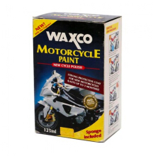 WAXCO Motorcycle Paint New Polish WX-125-MP