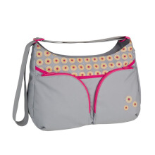LASSIG Basic Shoulder Bag Daisy - Grey