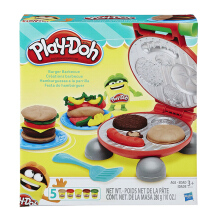 PLAY-DOH Burger Barbecue PDOB5521