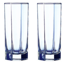 LUMINARC Gelas Tumbler H/B Octime 32CL Set Of 2