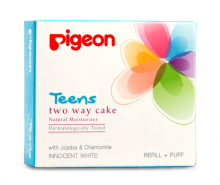 PIGEON TEENS Refill Two Way Cake Innocent White 14g