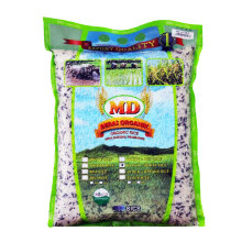 MD ORGANIC RICE  Black+White Rice  2kg