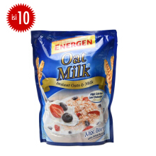 ENERGEN Oatmilk Mix Berry Bag 24g x 10pcs