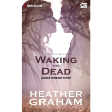 GRAMEDIA PUSTAKA UTAMA Harlequin: Lukisan Pembawa Petaka (Waking The Dead) - Heather Graham 617181009
