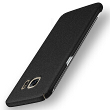 WEIKA Sand Scrub Ultra Thin Hard Case for Samsung S7 EDGE
