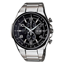 Casio Edifice Men's Chronograph Black Dial Watch - EFR-503D-1A1V