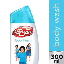 LIFEBUOY Body Wash Cool Fresh 300ml