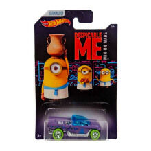 HOT WHEELS Despicable Me Jester 3/6