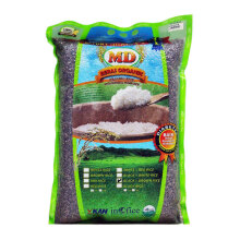 MD ORGANIC RICE  Black + Brown Rice 2kg