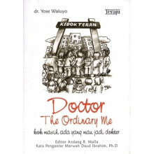 Doctor The Ordinary Me - Dr.Yose Waluyo 9786028813051