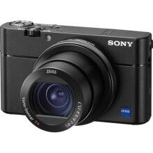 Sony DSC-RX100 Mark V Black