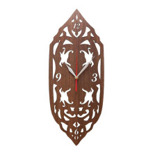NAIL YOUR ART Ethnic Wall Clock/46x20Cm