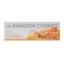 BANGKOK COOKIES Rice Cookies Cheese 100g