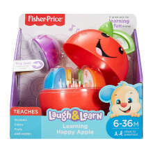 FISHER PRICE Laugh & Learn Learning Happy Apple  6DRF57
