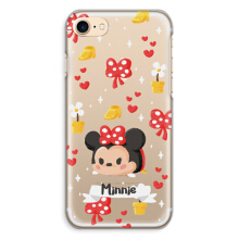 CASETOMIZE Classic Hard Case for Apple iPhone 8 Plus - Chubby Minnie Tsum