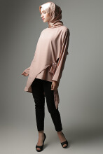 INSTYLE BY SURI Meisya Top -  Dusty Pink All Size