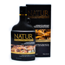 NATUR Shampoo Ginseng Extract 140ml