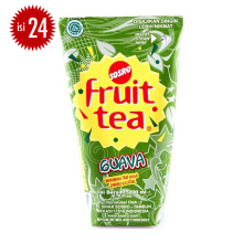 FRUIT TEA Guava Carton 200ml x 24pcs