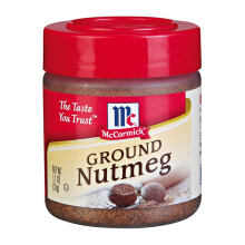 MCCORMICK Regular Nutmeg Ground 30gr
