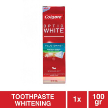 COLGATE Pasta Gigi Optic White Plus Shine 100g