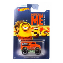 HOT WHEELS Despicable Me Monster Dairy Delivery 6/6
