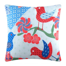 LITTLE STAR Cushion - Flowery Bird