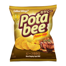 POTABEE Regular Beef BBQ 68g
