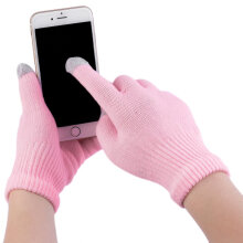New Unisex Touch Screen Gloves Smartphone Texting Knit Stretch Winter Warm