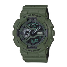 CASIO G-Shock - Water Resistance 200M Resin Band - [GA-110LP-3ADR]
