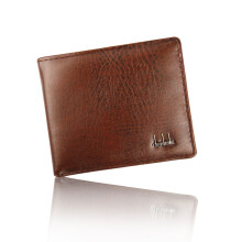 BESSKY Men Bifold Business Leather Wallet ID Credit Card Holder Purse Pockets_
