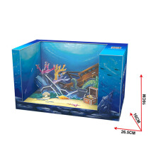 CUBICFUN The Underwater World OM3603h