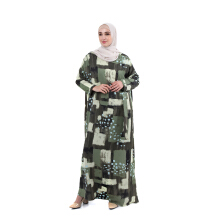 KAMI IDEA Lumi Dress - Green