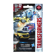HASBRO Transformers The Last Knight Tiny Turbo Changers Series Blind Bags