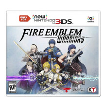 NINTENDO 3DS Game - Fire Emblem Warriors