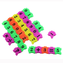 BESSKY 36Pcs Baby Child Number Symbol Puzzle Foam Maths Educational Toy - Mulcolor