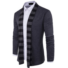 BESKY  Men's Autumn Winter Sweater Cardigan Knit Knitwear Coat Jacket Sweatshirt _