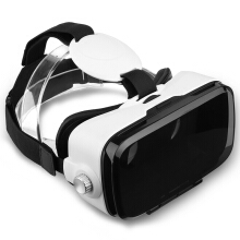 Excelvan VR A28 3D Virtul Reality Glasses White