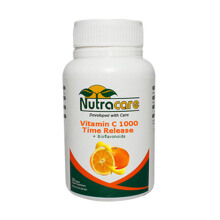 NUTRACARE Vit C 1000 Time Release 30 tab