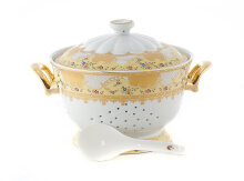 VICENZA Rice Bowl Camelia 3Pcs M09