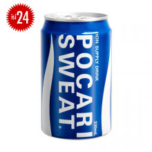 POCARI SWEAT Can Carton 330ml x 24pcs