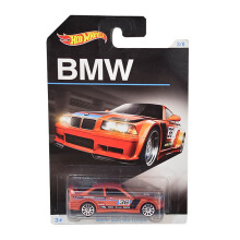 HOT WHEELS BMW E36 M3 Race 3/8 DJM79